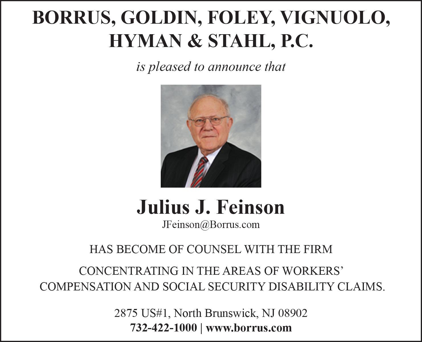 Julius Feinson