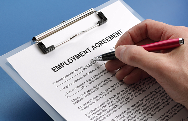 Employment Restrictive Covenants